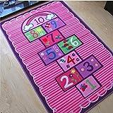 Stuoie di strisciamento giochi gioco della campana per bambini , 100*150