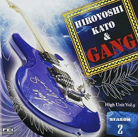 Kato Hiroyoshi&GANG season 2