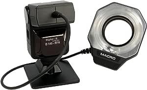 Bilora D140rf N Digitaler Ringblitz Für Nikon I Ttl Kamera