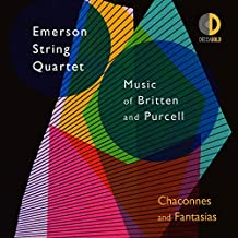 Britten, Purcell: Chaconnes And Fantasias