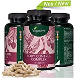NEW: Natural Fat Burner | Green Coffee Extract, Green Tea Extract, Raspberry Ketones, Cayenne Pepper Extract & Zinc | 655mg per Capsule, 120 Capsules | Naturally Burn Fat, Aid Weight Loss & Decrease Appetite | For Women & Men | Vegan & Vegetarian by Vegav