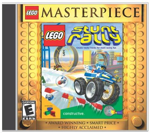 LEGO Stunt Rally (Jewel Case) (Lego Stunt Rally)