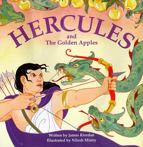 Hercules and the golden apples.