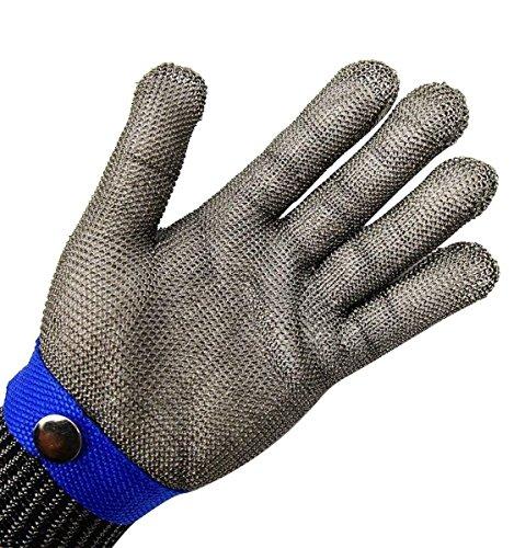 guanti da lavoro antitaglio Guanti di sicurezza da macellaio