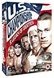 WWE: The US Championship - A Legacy Of Greatness [DVD] by Sting