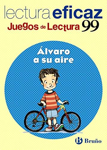 Portada del libro Álvaro a su aire Juego Lectura (Castellano - Material Complementario - Juegos De Lectura) - 9788421697870