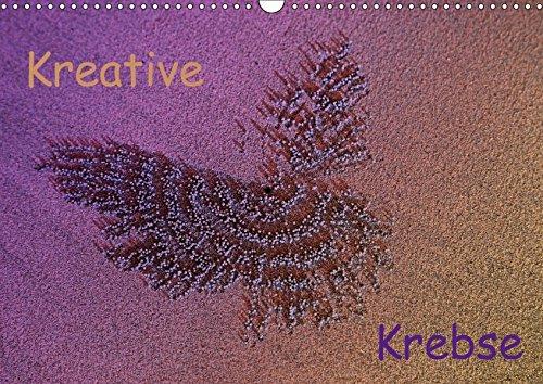 Krebs Kleines Poster (Kreative Krebse (Wandkalender 2018 DIN A3 quer): Kleine Krebse verwandeln einen Sandstrand zu einer Kunst-Ausstellung (Monatskalender, 14 Seiten ) ... [Kalender] [Apr 01, 2017] Eppele, Klaus)