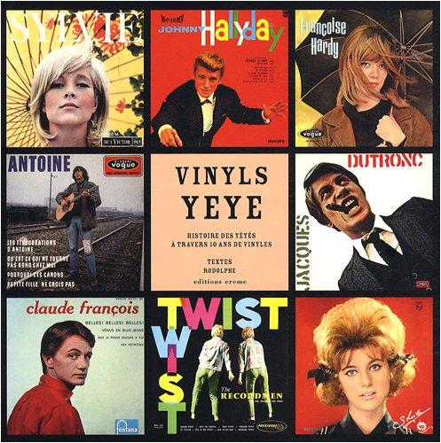 Vinyls Yéyé par Rodolphe