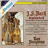 Bach: Orgelwerke II (Organ Works II)