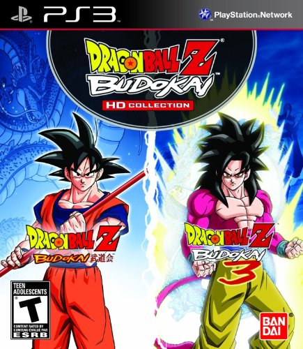 Namco Bandai Games Dragon Ball Z Budokai HD Collection PS3