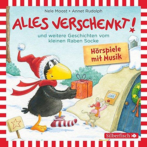 Kleiner Rabe Socke - Alles verschenkt! - Edition Silberfisch 2016