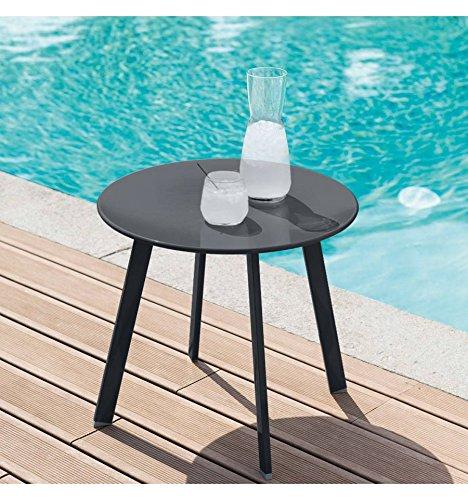 Table Jardin graphite