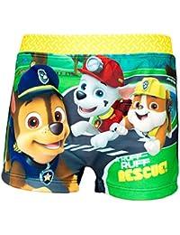 Bañador Boxer de baño Paw Patro-Patrulla Canina para niños color Azul 6 años
