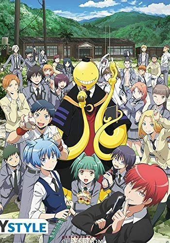 ABYstyle - ASSASSINATION CLASSROOM - Poster - Grupo