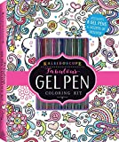 Kaleidoscope: Fabulous Gel Pen Coloring Kit