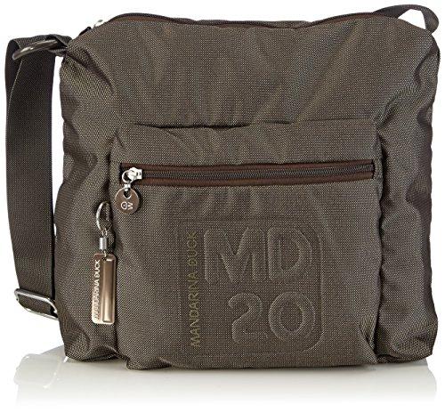 mandarina-duck-womens-md20-tracolla-pirite-cross-body-bags-14116tt3-brown-brown-10x34x37-cm-b-x-h-x-