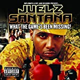 Songtexte von Juelz Santana - What the Game's Been Missing!
