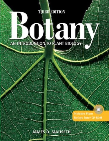Botany: An Introduction to Plant Biology [With Tutor CD-ROM]
