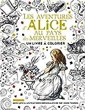 Alice au Pays des merveilles, Un livre à colorier