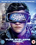 Ready Player One 3D (Includes 2D Version) (Blu-ray)