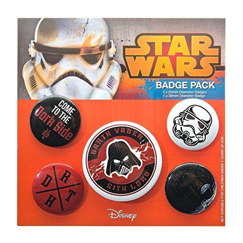 Star Wars Dark Side Pacco Spille