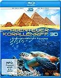 Abenteuer Korallenriff - Die Unterwasserwelt Ägyptens (inkl. 2D Version) [3D Blu-ray] -