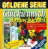 Produkt-Bild: Goldene Serie. Glückwunsch- Druckerei. CD- ROM für Windows 3.1x/95