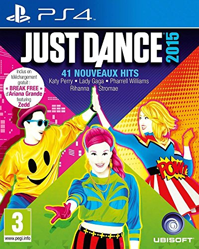 Just Dance 2015 Jeu PS4