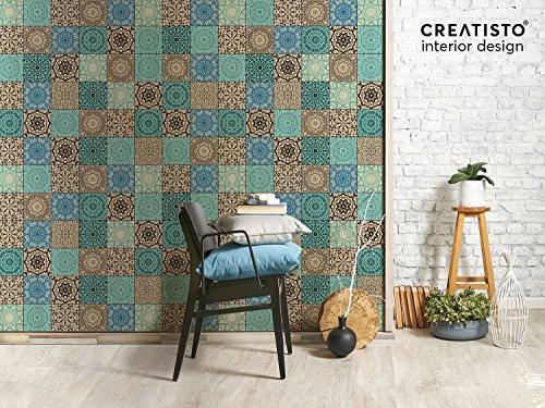 Piastrelle cucina adesivi murali sticker per pavimenti interni