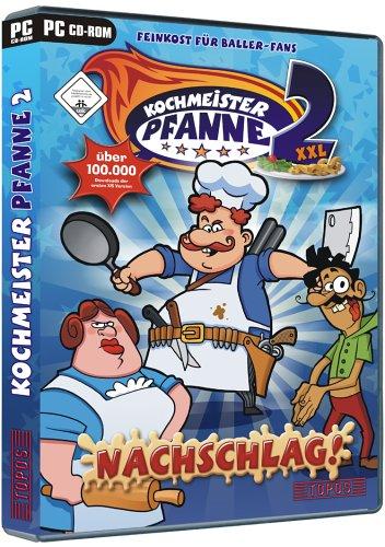 Kochmeister Pfanne 2 XXL: Nachschlag!