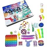 Kerst adventskalender 2021 Countdown Kalender Fidget Sensory Toys Pack Goedkoop, Kerstmis Countdown Aftelkalender 24 dagen De