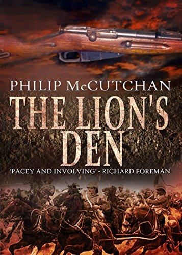 The Lion's Den (James Ogilvie Book 4) (English Edition) por Philip McCutchan