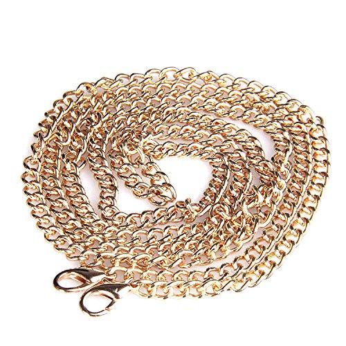 47-pollici-diy-borsa-catena-120cm-metallo-lega-borsa-catena-per-tutti-spalla-borsa