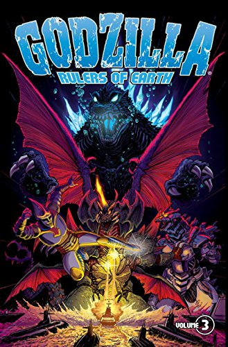 Godzilla: Rulers of Earth Volume 3 por Chris Mowry