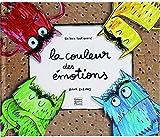La couleur des émotions - Un livre tout animé...