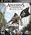 Assassin's Creed IV: Black Flag PS3 Assassin's Creed IV Black Flag begins in 1715, when pirates established a lawless republic in the Caribbean and ruled the land and seas. These outlaws paralyzed navies, halted international trade, and plundered vas...