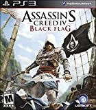 #7: Assassin's Creed IV Black Flag (PS3)