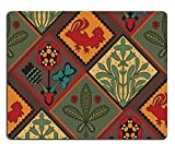 Jun XT Gaming Mousepad Bild-ID: 33533250Italienisches Contry Fliesen Muster Mittelalter Muster colorful Fliesen Country Style für eine Küche