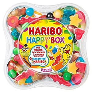 Kostenlose Haribo Box