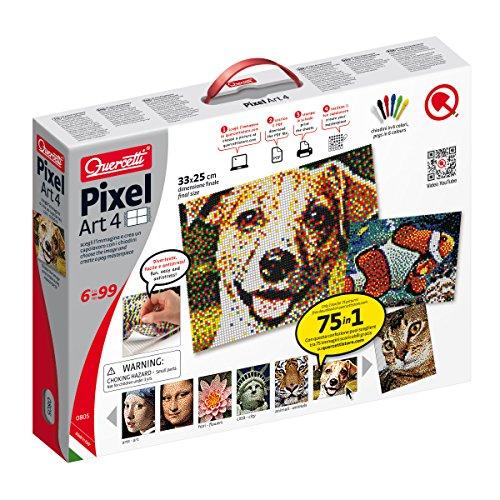 Quercetti 0805 - PIXEL ART - 4
