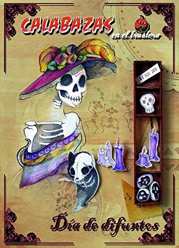 tero: Día de difuntos (Spanish Edition) (Huesos De Halloween)