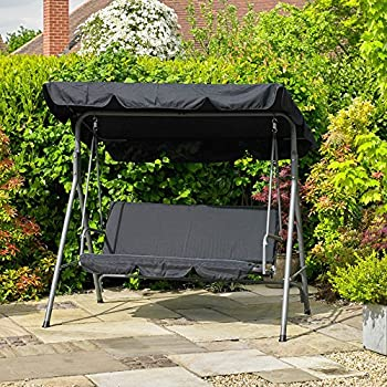 Unibos 2 Seater Outdoor Garden Swinging Hammock Cover Weather Protection Brand New