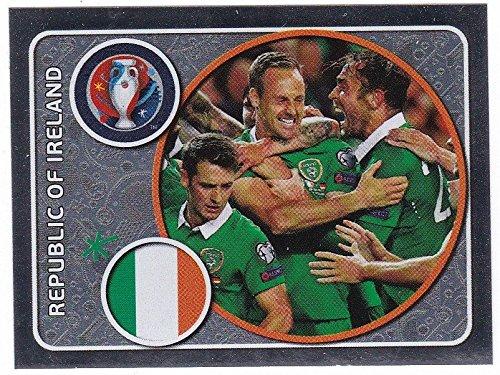 Panini EURO 2016 France - Sticker #461 (Irland)