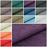 novely ORMONT Chenille in 18 Farben Polsterstoff