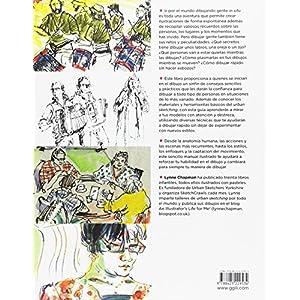 Dibujando gente en acción. Guía práctica para captar gestos y escenas en urba