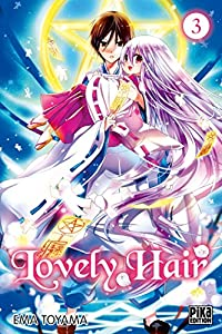 Lovely Hair Edition simple Tome 3