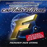 Captain Future - Die Rückkehr von Captain Future 4: Nerven aus Stahl