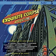 The Exquisite Corpse Adventure: A Progressive Story Game
