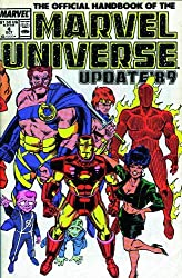 Essential Official Handbook of the Marvel Universe - Update 89, Vol. 1 (Marvel Essentials) (v. 1) by Peter Sanderson (2006-12-13)
