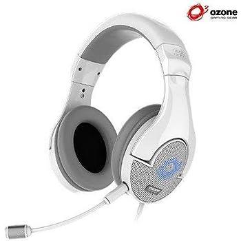 Ozone ONDA PRO Stereofonico Padiglione auricolare Bianco cuffia e auricolare 3cab1aa9a8da